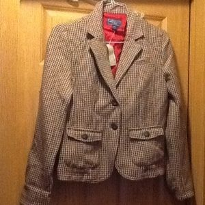 NWT American Eagle Tweed Blazer